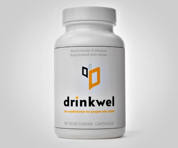 DRINKWEL – THE MULTIVITAMIN FOR PEOPLE WHO DRINK