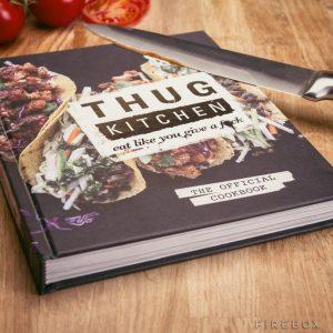 thug kitchen book