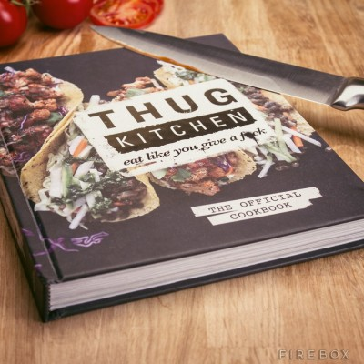 thug kitchen book