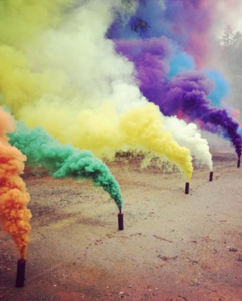 buy color smoke grenade bombs