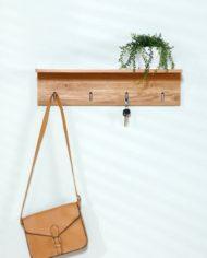 entry wall shelf